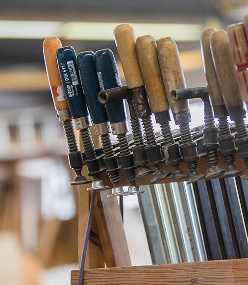 Werkzeuge Tischlerei Fork Bocholt