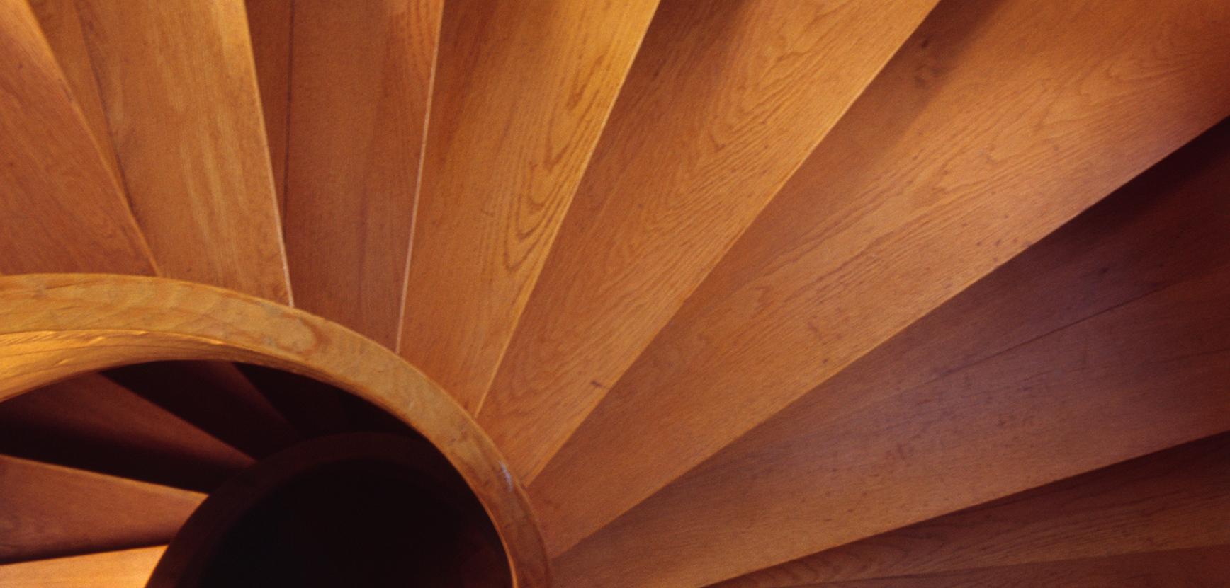 Holztreppe Tischlerei Fork Bocholt